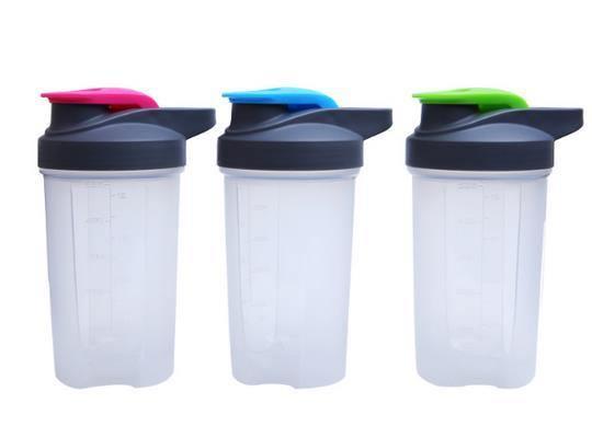 500ml Plastic Shaker Bottles