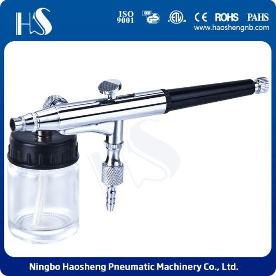 China HS-33 Temporary Tattoo Kit Makeup Tool - China Airbrush Set ...