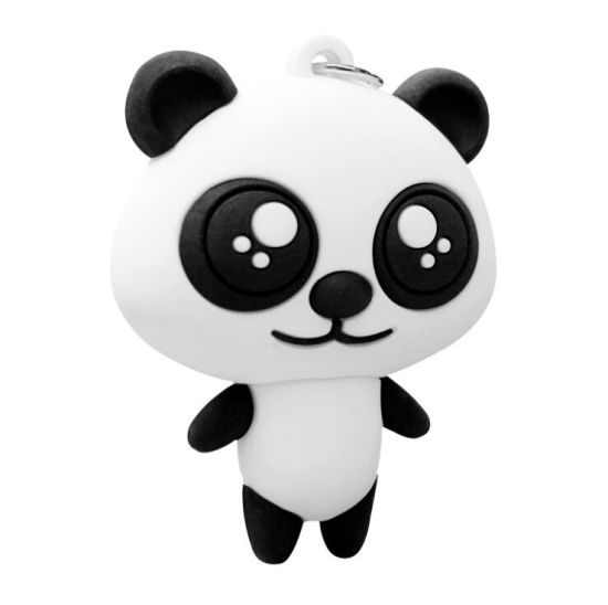 Souvenir Animal PVC Magnet Keyring Key Chain for Promotional Gift (FM-5) pictures & photos