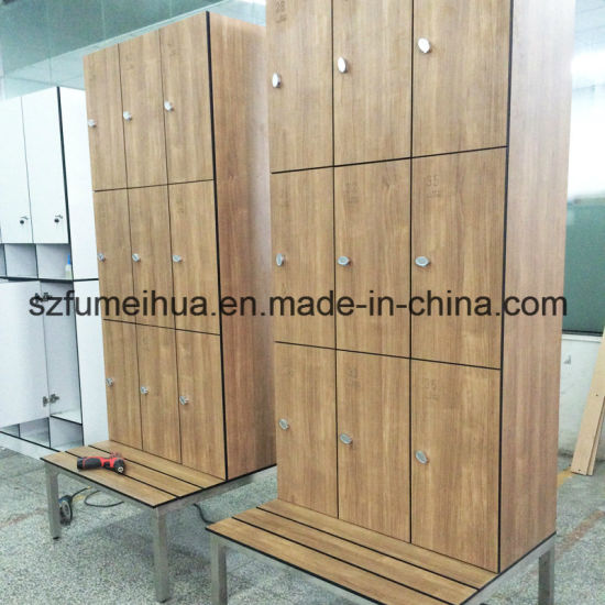 China compact colorful locker room for gym china dressing room