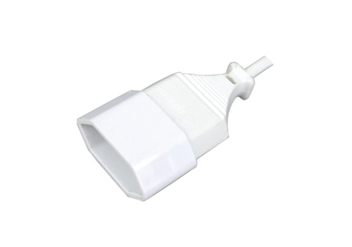 European Female Plug 2 Prong Schuko Plug Socket