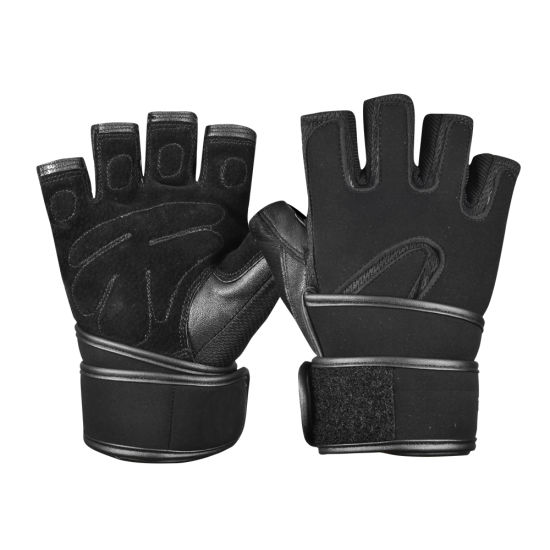 Weight Lifting Neoprene Padded Gym Exercise Fitness Gloves Cycling Body Building