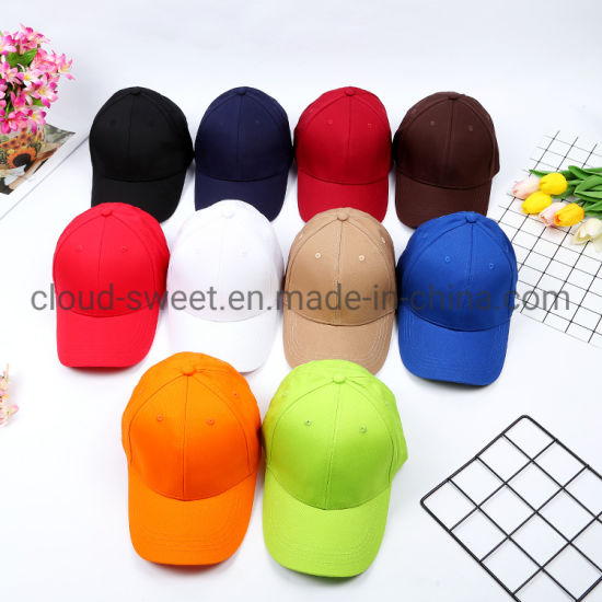 2019 Custom Sports Running Baseball Caps Hats/Trucker Snapback Cap/Fashion Leisure Cap (CST-225) pictures & photos