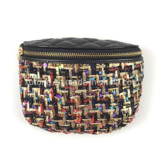 National Style Fashion Waist Bags Ladies Coin Purse pictures & photos