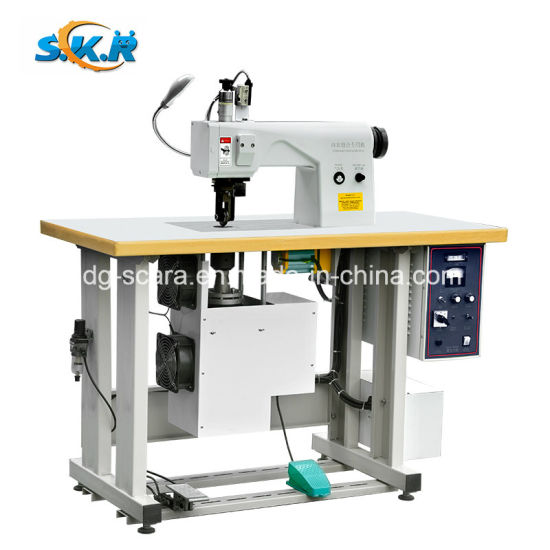 Ultrasonic Nonwoven Bag Sealing Nonwoven Sewing Making Machine