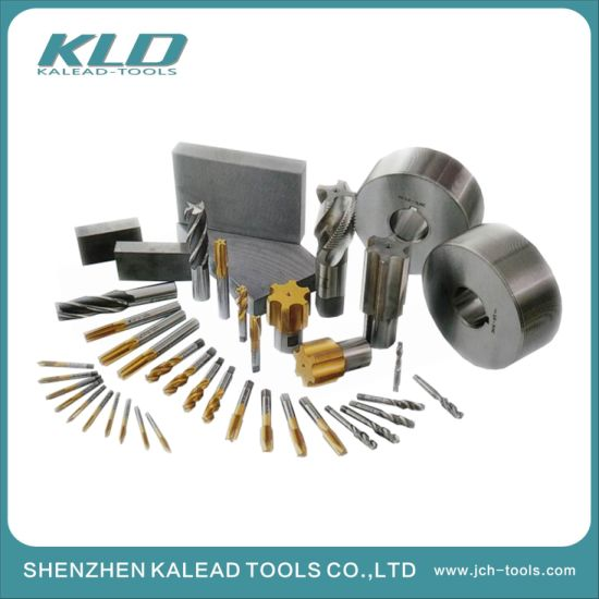 Customized Thread Cutting Tools Used for CNC Machine Tools