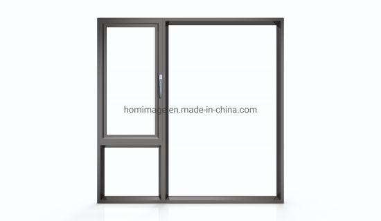 Economical Metal Window Aluminium Frame Casement Window