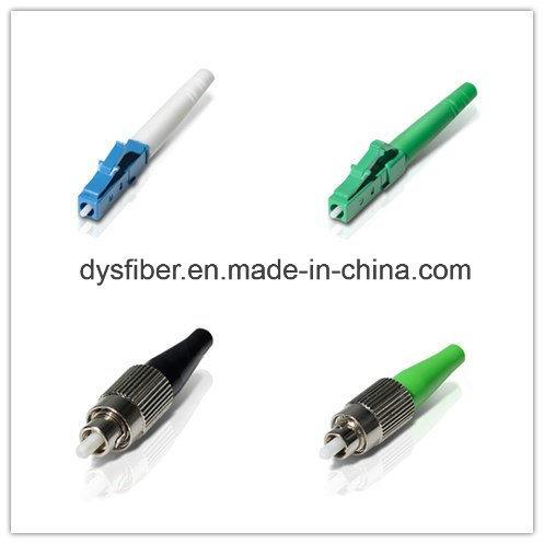 Sc LC FC St Optical Connector Fibre Connector Fiber Optic Connector