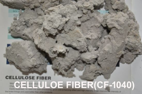 Non-Asbestos Automobile Friction Materials Used Cellulose Fiber pictures & photos