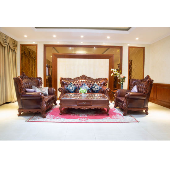 Burma Rosewood Sofa Couch Set Traditional Style Chinese Style