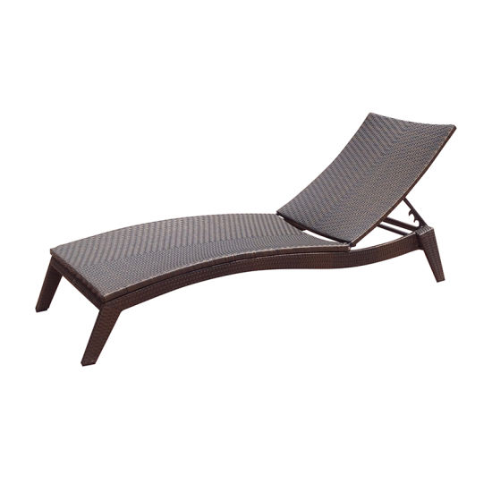 Incredible China Frame Aluminum Weaving Rattan Sun Lounge Patio Beach Squirreltailoven Fun Painted Chair Ideas Images Squirreltailovenorg
