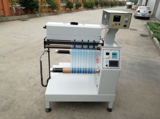 Roll Foam Tape, Paper Label, Film Automatic Slitting Rewinding Machine