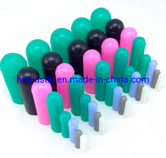 Rubber Caps for Coating