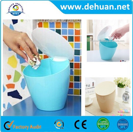 Fast Supplier Plastic Garbage Trash Bin/ Outdoor Trash Can Bin pictures & photos