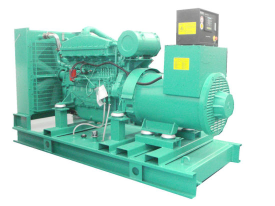 AC Synchronous 300kVA Three Phase Diesel Silent Generator Sets pictures & photos