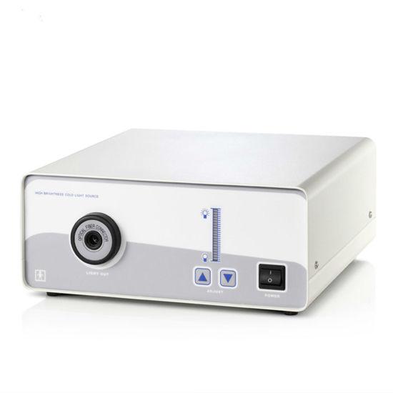 250W Medical Portable Endoscope Xenon Cold Light Source