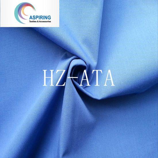 T/C 80/20 21X21 100X52 1/1 Plain Weave Uniform Fabric