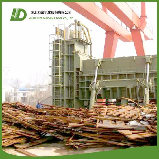 Q91Y-700II Heavy Duty Scrap Metal Shear pictures & photos
