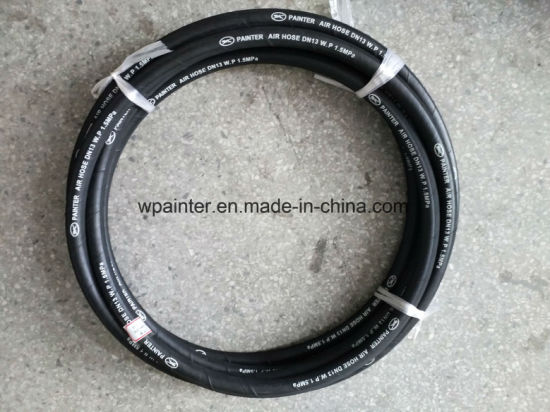 Hot Size 13*1.5 Air Hose 1.5 Bar pictures & photos