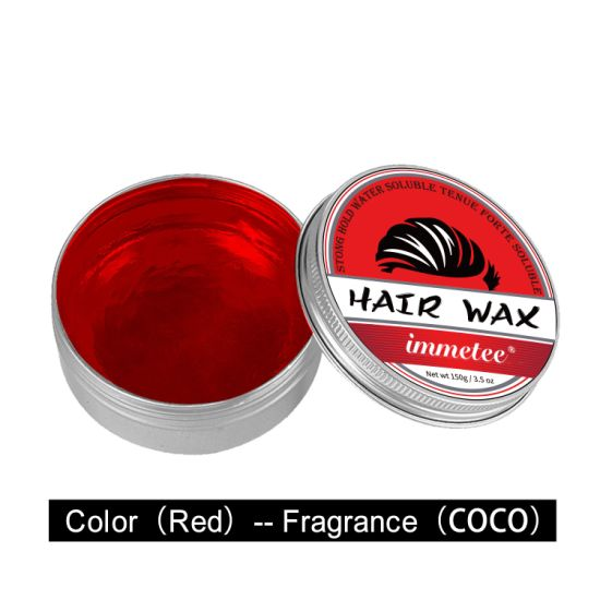 China Oem Odm Mens Hair Styling Products Hair Gel Hair Style Shine Wax China Water Based Hair Wax And Hair Wax For Styling Price