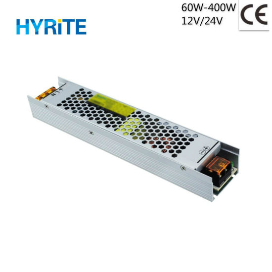 150W 12V AC Switching LED Power Supply for Light Box
