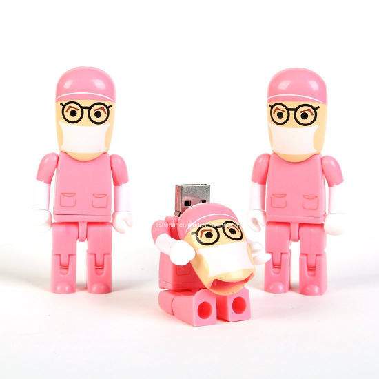 USB3.0 Stick Plastic USB Memory Doctor USB Flash Drive pictures & photos