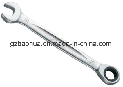 Combination Ratchet Wrench, Skidproof&Empaistic pictures & photos
