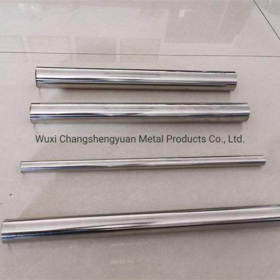 Inox Plumbing Sanitary 304 316 201 316L 310S 301 430 410 Stainless Steel Welding Round Tubing for Building Material Water Peipes