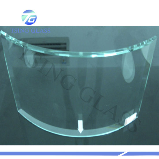 LCD Display Panel Hot Curved Doors Home Appliances Solar Energy Toughened Building Wholesale Tempered Shelves Glass Panel
