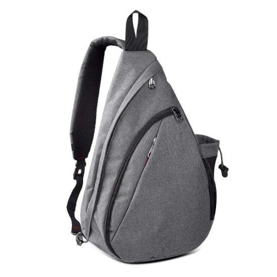 RPET Fashion Hiking Daypack Sling Bag Crossbody Bag