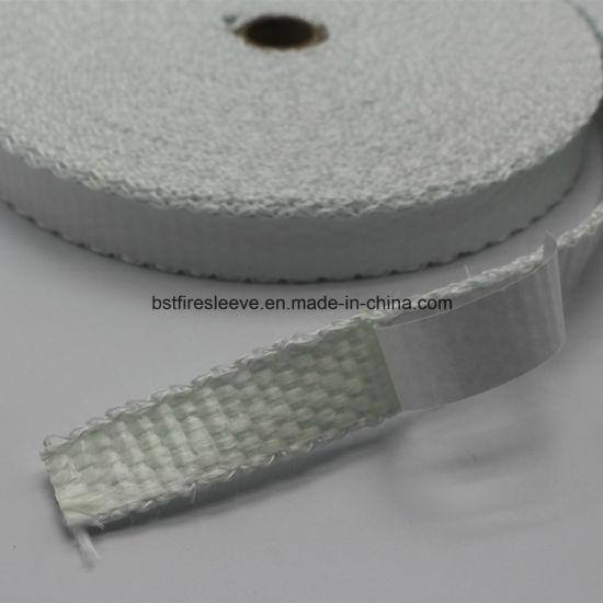 Fireproof High Temperature Protective Heat Insulation Fiberglass Adhesive Tape