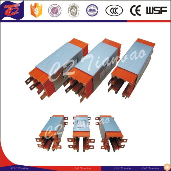 Mobile Devices Safe Enclosed Copper Crane Conductor Rail Conductor Bar pictures & photos