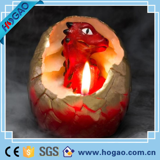 Hot Dinosaur Egg Candle Hatching Dinosaur Candle Creative Candle pictures & photos
