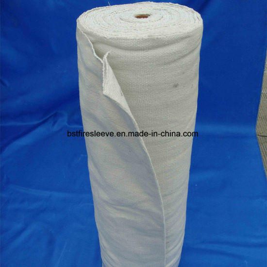 Alumina-Silica Ceramic Fiber Blanket Cltoh Fabric pictures & photos