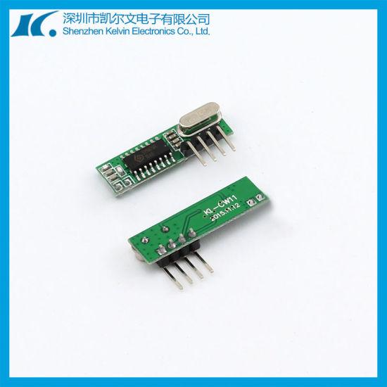 Ce Certification! 433MHz RF Receiver Module Kl-Cw11
