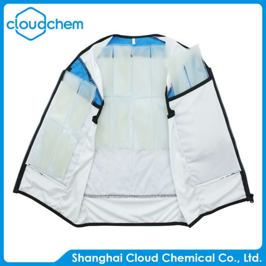 Cooling Vest Phase Change Material PCM Saving Energy