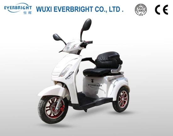EEC Popular 60V 500W Electric Tricycle pictures & photos