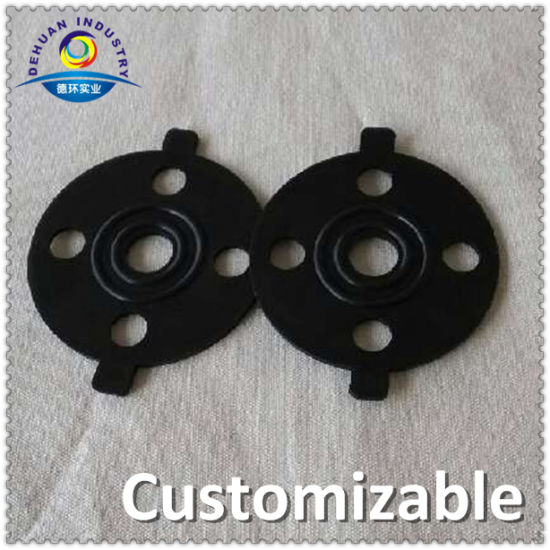 Custom Rubber Products Flange Gasket Pipe Fitting pictures & photos
