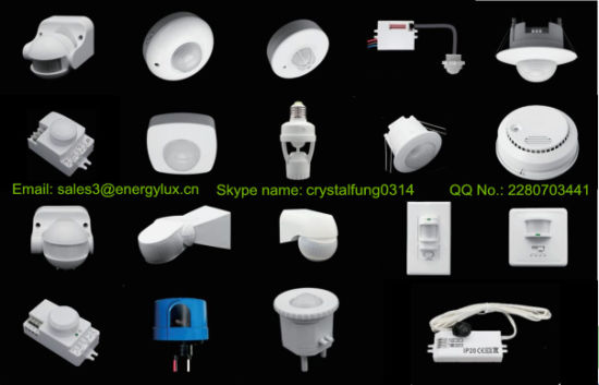 E27 Infrared Motion Sensor Light for Popular Item pictures & photos