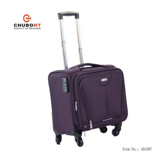 2017 Chubont fashion and Cheap Leisure Laptop Trolley Case pictures & photos