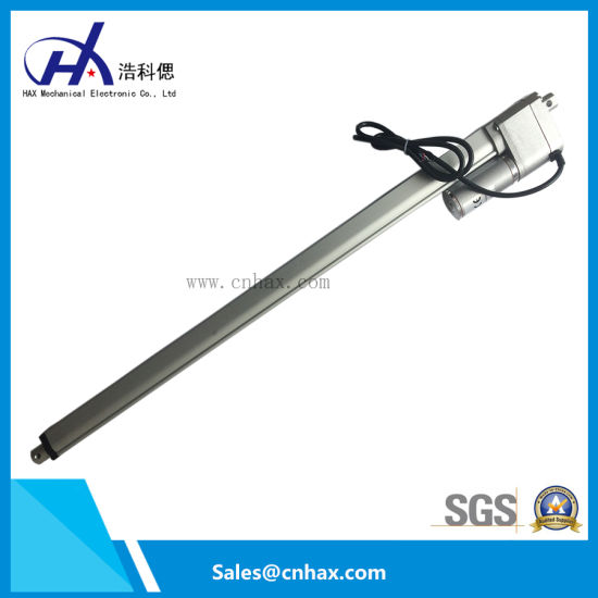 600mm Stroke 1200n 24VDC Linear Actuator with Japan Potentiometer pictures & photos