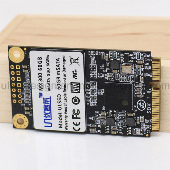 Msata SSD with Cache for Intel Samsung Gigabyte Thinkpad Lenovo Acer HP Laptop Mini PC Tablet (SSD-013) pictures & photos