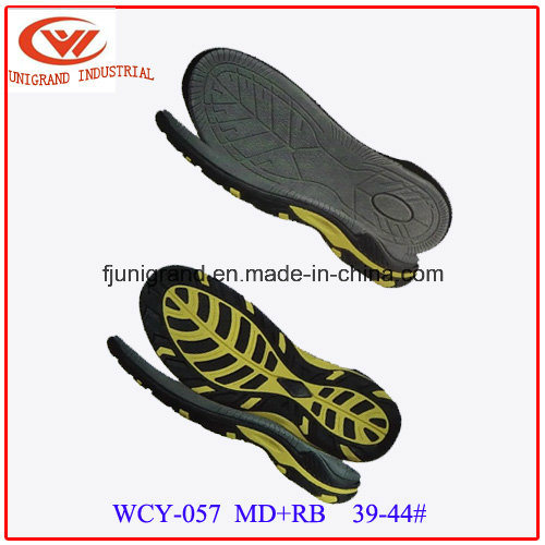 China Supplier Fashion Good Quality Sandals Sole for Making Shoes