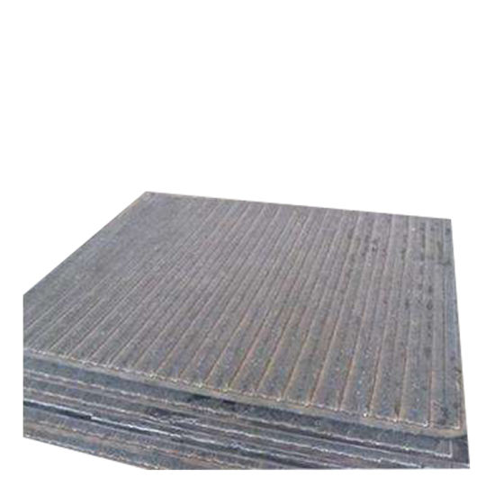 Cladding Q235 Abrasion Resistant Steel Plate Wear Plate