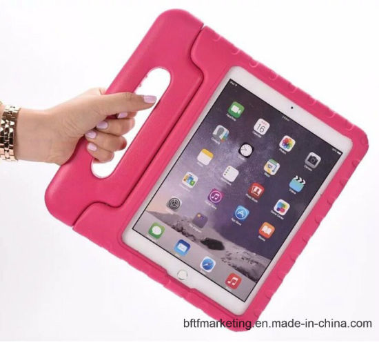 Shock Proof EVA Foam Case for iPad Cases for Kids Safe Silicon pictures & photos