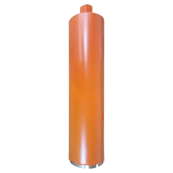 Dry/ Wet Diamond Core Drill Bits for Drilling and Cutting Reinforced Concrete