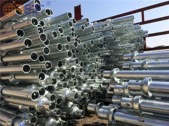 Q235 Steel Heavy Duty Cuplock Scaffolding for Construction