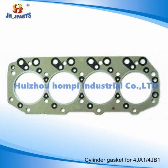 China Engine Cylinder Head Gasket/Gasket Set for Isuzu 4ja1/4jb1 8