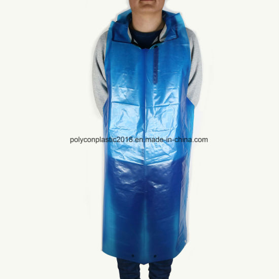PE Material and Cleaning Usage Disposable Plastic Aprons