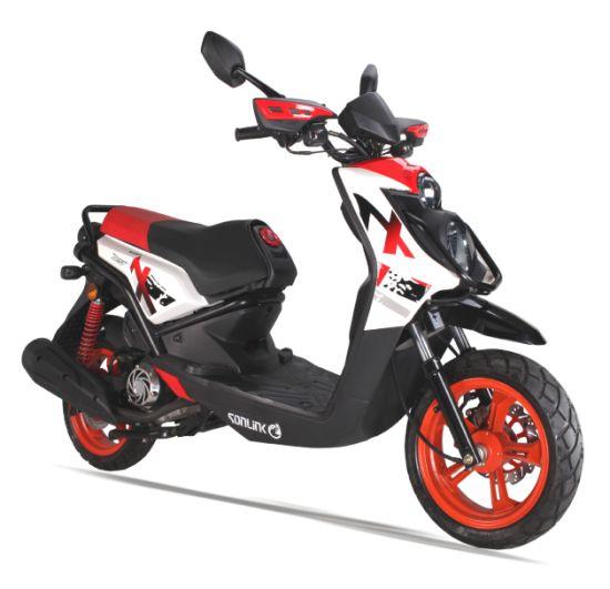100cc/125cc Alloy Wheel Motorcycle